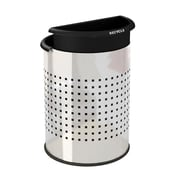 Commercial Zone Products Precision Series InnRoom Recycler recycling container, Stainless Steel (780931)
