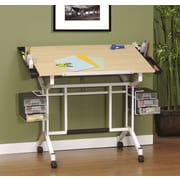 Studio Designs Pro Station Wood 45''W x 24''D Drafting Table