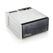 Excalibur 5 Tray Dehydrator with Timer; White