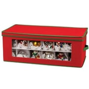 Deluxe Comfort Christmas Ornament Storage Chest