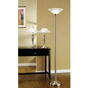 Artiva USA 3 Piece Torchiere 24'' H  Table Lamp Set with Bowl Shade (Set of 3)