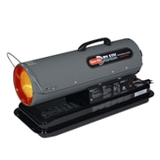 Dyna-Glo 50,000 BTU Portable Kerosene Forced Air Utility Heater w/ Run Time Fuel Gauge