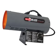Dyna-Glo 60,000 BTU Portable Propane Forced Air Utility Heater with Continuous Electronic Ignition