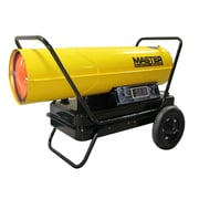 Master 400,000 BTU Portable Kerosene Forced Air Utility Heater w/ Thermostat