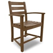 Trex Monterey Bay Dining Arm Chair; Tree House