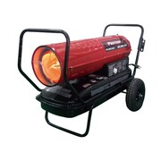 ProTemp 125,000 BTU Portable Kerosene Forced Air Utility Heater with Thermostat