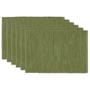 Design Imports Tonal Placemat (Set of 6); Thyme