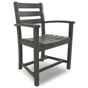 Trex Monterey Bay Dining Arm Chair; Stepping Stone