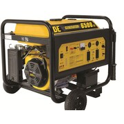 BE Pressure 6,500 Watt Gasoline Generator with Wheel Kit