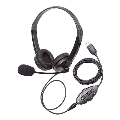 Califone GH131 5.1\/7.1 Surround Gaming Headset for Xbox 1, PS4 & PC, Wired