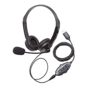 Califone® GH131 5.1/7.1 Surround Gaming Headset for Xbox 1, PS4 & PC, Wired