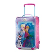 "American Tourister Disney Frozen 18"" Softside Upright Polyester with Vinyl Front (65774-4427)"