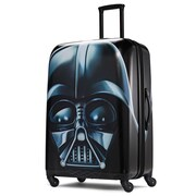 "American Tourister Disney Star Wars Darth Vader Black 28"" Hardside ABS/PC split case shell (65778-4572)"