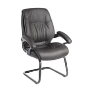 Techni Mobili High Back Synthetic Leather Visitor Chair
