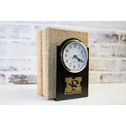 HensonMetalWorks Collegiate Desk Clock; University of Missouri