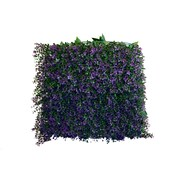 Greensmart Decor Artificial Lavender Wall Panels, Set of 4 (MZ-8048P)