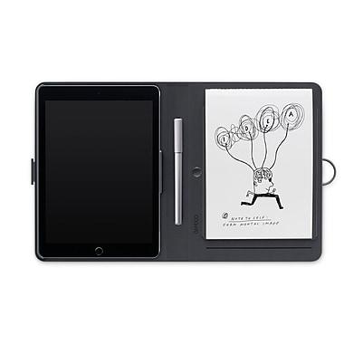Wacom - Carnet Bamboo Spark conçu pour accueillir l'iPad Air 2