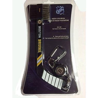 NHL Hockey Stick Dual Club Brush, Boston Bruins