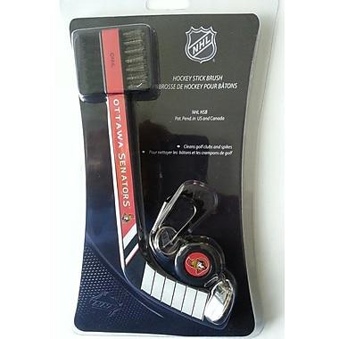NHL Hockey Stick Dual Club Brush, Ottawa Senators
