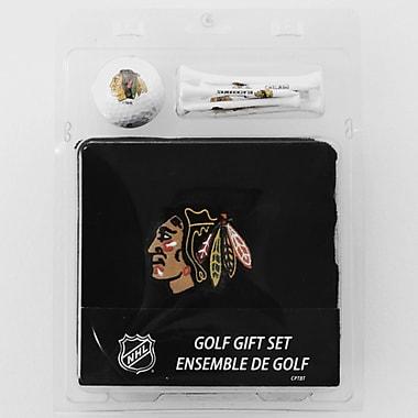 NHL Towel Ball Tees Gift Set, Chicago Blackhawks