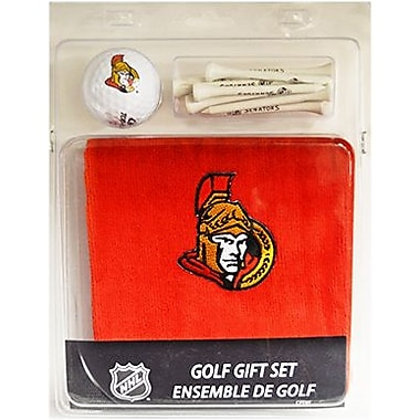 NHL Towel Ball Tees Gift Set, Ottawa Senators