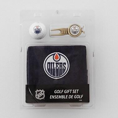 NHL Towel Ball and Divot Tool Gift Set, Edmonton Oilers