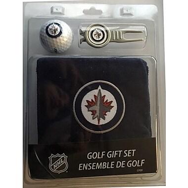 NHL Towel Ball and Divot Tool Gift Set, Winnipeg Jets