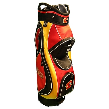 NHL Golf Cart Bag, Calgary Flames