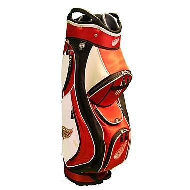 NHL Golf Cart Bag, Detroit Red Wings