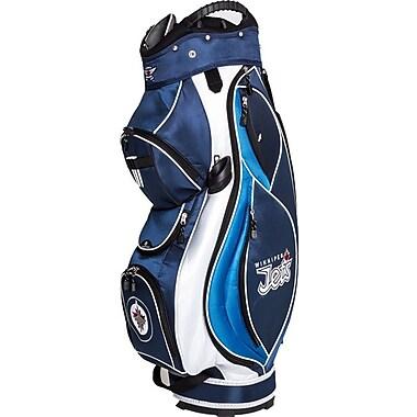 NHL Golf Cart Bag, Winnipeg Jets