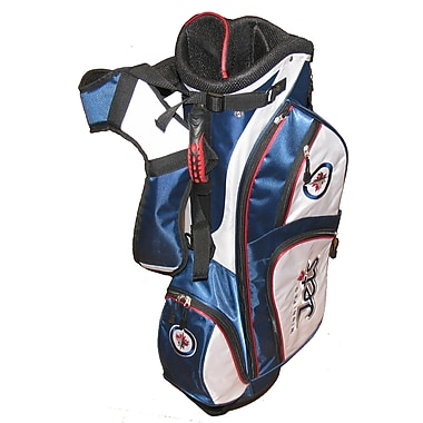 NHL Golf Stand Bag, Winnipeg Jets