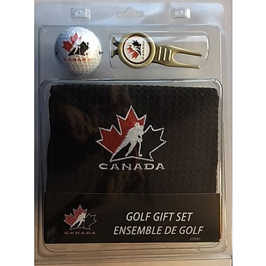 Towel Divot Tool and Ball Gift Set, Team Canada