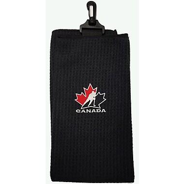Black Golf Towel, Team Canada