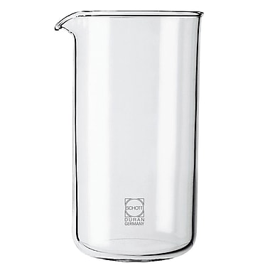 Grosche Schott Replacement Beaker for 1 Litre French Press