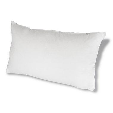 Sleep Comfort – Oreiller 100 % coton à 250 fils au po ca de luxe, standard, très grand lit
