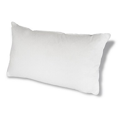 Sleep Comfort Pillow, 100% Cotton, 250 Thread Count Luxury, Standard