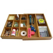 Axis International Wood Odds N Ends Drawer Organizer