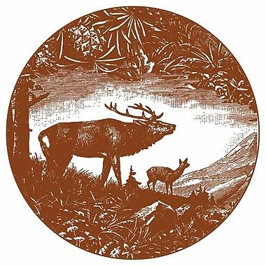 Caskata Wildlife Heavy Paper Coaster (Set of 12)