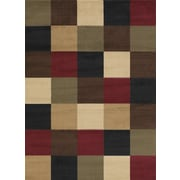 Ottomanson Royal Boxes Area Rug; 5'3'' x 7'