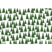 Caskata Conifers Large Paper Placemat (Set of 40)