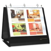 Lion Office Products Ring Binder Easel, 3/4'' Cap, Black