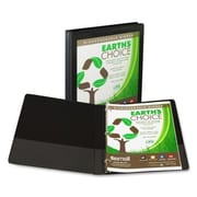 SAMSILL CORPORATION Recycled Insertable View Binder; 11.4'' H x 1'' W x 10.1'' D