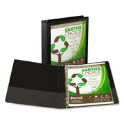 SAMSILL CORPORATION Recycled Insertable View Binder; 11.4'' H x 1.5'' W x 10.5'' D