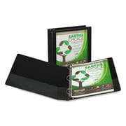 SAMSILL CORPORATION Recycled Insertable View Binder; 11.4'' H x 2.3'' W x 10.9'' D