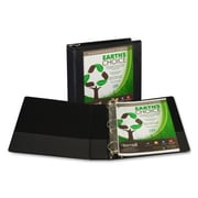 SAMSILL CORPORATION Recycled Insertable View Binder; 11.8'' H x 3'' W x 11.8'' D