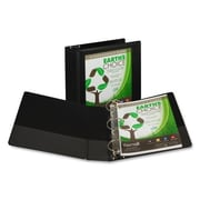 SAMSILL CORPORATION Recycled Insertable View Binder; 11.4'' H x 3.6'' W x 12'' D