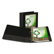 SAMSILL CORPORATION Recycled Insertable View Binder; 11.4'' H x 3.9'' W x 12.5'' D