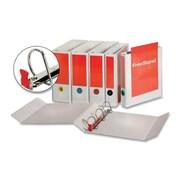 CARDINAL BRANDS INC. Freestanding D-ring Single Binder, 11''x8-1/2'', 2'' Capacity, White