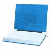 Acco Brands, Inc. Pressboard Hanging Data Binder, 14-7/8 x 11 Unburst Sheets, Dark Blue