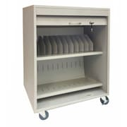 Sandusky Laptop Storage Cart